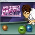 Snooker jatek